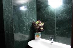 Мрамор Верде Гватемала ванная