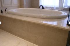 Мрамор Крема Марфил ванная