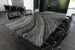 Мрамор Сильвер Вэйв стол