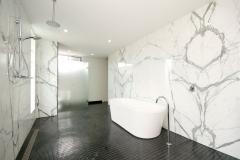 Мрамор Статуарио ванная