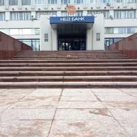 Облицовка входной группы МБД Банка