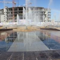 Площадь Тысячелетия города Саранск