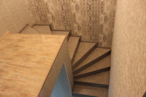 Гранитная лестница Bainbrook Brown